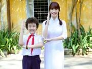 Người nổi tiếng - Pha Lê làm cô giáo ôn lại tuổi thơ