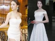Thời trang Sao - Mỹ nhân Việt đẹp dịu dàng trong sắc trắng