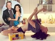 Giảm cân - Những tư thế yoga độc đáo của mỹ nhân Hollywood