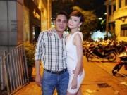 Làng sao sony - Dương Yến Ngọc tình tứ tái xuất bên chồng sau scandal