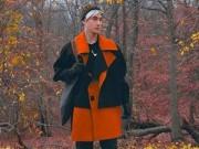 Thời trang Sao - Lý Quí Khánh khoe phong cách độc và dị