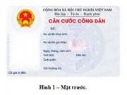 Không cấp thẻ căn cước công dân cho trẻ dưới 14 tuổi