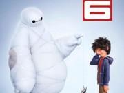 """Xem & Đọc - """"Big Hero 6"""" - Phim hoạt hình thành công nhất Việt Nam 2014"""