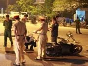 Tin trong nước - Va quẹt với xe đạp, một nam sinh viên tử vong