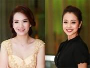 Hậu trường - Đan Lê đọ sắc cùng Jennifer Phạm