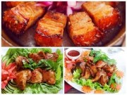 Thực đơn – Công thức - 3 món thịt quay ngon như ngoài hàng