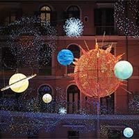 Thế giới tưng bừng chào đón Noel sớm