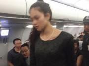 Eva tám - Đánh ghen trên máy bay: Người tình chọn chỗ bên cạnh