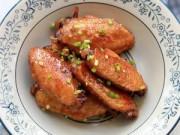 Món ngon - Cánh gà om coca đậm đà, hấp dẫn