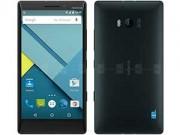 Hình ảnh smartphone Nokia Lumia dùng hệ điều hành Android
