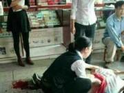 Tin trong nước - Trung Quốc: Lại tấn công bằng dao, 9 người nhập viện