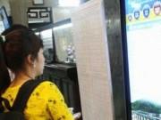 Mua sắm - Giá cả - Vé tàu Tết, nhiều hành khách bị nhầm ngày bán