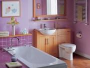 Nhà đẹp - Giúp chị em khỏi phát điên với phòng tắm hôi thối
