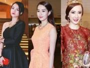 """Thời trang Sao - Mẹ chồng Tăng Thanh Hà kín đáo vẫn """"át vía"""" dàn mỹ nhân"""