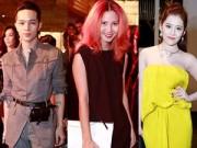 Tín đồ thời trang Việt đua cá tính, đọ độ sành