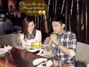 Làng sao sony - Đan Trường hạnh phúc được vợ tổ chức sinh nhật
