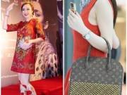 Thời trang - Kho hàng hiệu đồ sộ của Angela Phương Trinh
