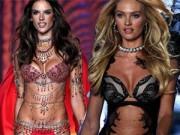 Trên sàn Catwalk - Victoria's Secret Show: Đến phái đẹp cũng phải run rẩy