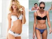 Giảm cân - Hé lộ đường cong thật của 9 nữ thần Victoria Secret