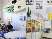 Ngắm để thèm - Mẹ Úc sửa phòng ngủ cá tính hiện đại cho con trai