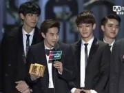 Làng sao sony - EXO ẵm 4 giải thưởng lớn tại MAMA 2014