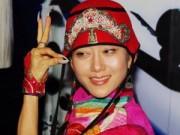 """Thời trang lập dị của  """" quốc bảo sắc đẹp Trung Hoa """""""