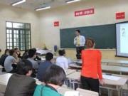 Giáo dục - Đề xuất bỏ thi giáo viên giỏi: Đừng làm tổn thương người GV tâm huyết