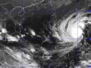 Tin tức - Dự báo ngày 8/12, siêu bão Hagupit vào biển Đông