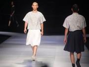 Sự kiện thời trang - VIFW 2014: Hoa mắt với váy độc đáo cho nam giới
