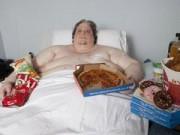 Tin tức - Nặng 445kg, người đàn ông béo nhất thế giới qua đời