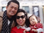 """Làng sao - Trương Minh Cường và vợ """"hâm nóng"""" tình cảm"""