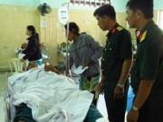 Tin hot - CSGT tông chết 2 dân phòng, 5 người khác trọng thương