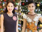 Thời trang - Thí sinh Hoa hậu VN rạng rỡ, đọ dáng trước giờ G
