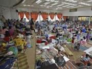 Tin tức - Ảnh: Người dân Philippines hoảng sợ tránh bão Hagupit