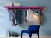 Thời trang - Mẹo vặt: Chị em khéo tay xếp tủ đồ thông minh