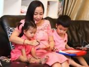 """Tin tức cho mẹ - Ốc Thanh Vân chia sẻ mẹo """"đối phó"""" với bé biếng ăn"""