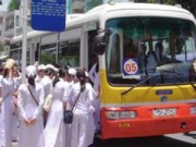 Tin nóng trong ngày - 31% nữ sinh đi xe buýt từng bị quấy rối tình dục