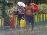 Tin tức - Philippines: 27 người thiệt mạng vì siêu bão Hagupit