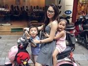 Làm mẹ - Những ông bố, bà mẹ gây sốt mạng xã hội Việt 2014