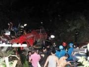 Tin tức - 5 vụ tai nạn giao thông thảm khốc nhất năm 2014