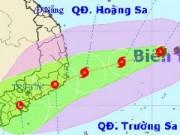 Bão số 5 đổ bộ Ninh Thuận – Bình Thuận