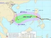 Ngày 11/12, bão số 5 đổ bộ Khánh Hòa – Bình Thuận