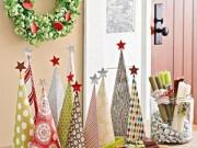 Nhà đẹp - Nhà chật vẫn thoải mái trang trí Giáng Sinh