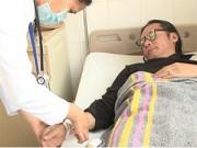 Làm mẹ - Bố ơi Mình đi đâu thế: Trần Lực phải nhập viện