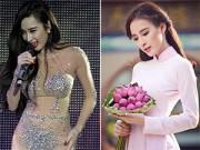 """Những """"gái hư"""" showbiz Việt """"lột xác"""" ngoan ngoãn"""