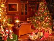 Nhà đẹp - Dưới 100.000 nghìn, thoải mái trang trí Giáng Sinh lung linh
