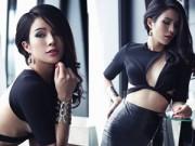 """Làng sao - Diệp Lâm Anh giảm 6kg để """"đấu"""" với Angela Phương Trinh"""