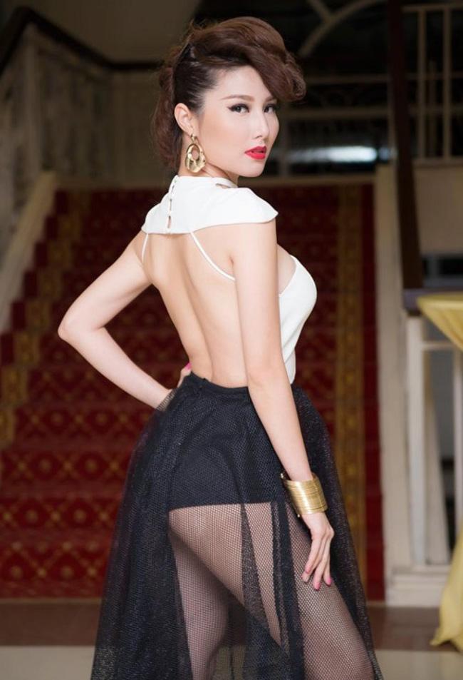 Diễm My 9X đang là người đẹp gây chú ý với sự nghiệp tỏa sáng và nhan sắc nghiêng thành