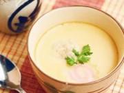 Món ngon - Trứng hấp kiểu Nhật vừa ngon lại dễ làm