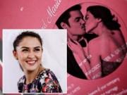 Làng sao - Lộ thiệp cưới của mỹ nhân đẹp nhất Philippines